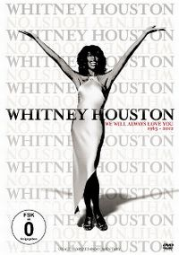 Cover Whitney Houston - We Will Always Love You 1963-2012 [DVD]